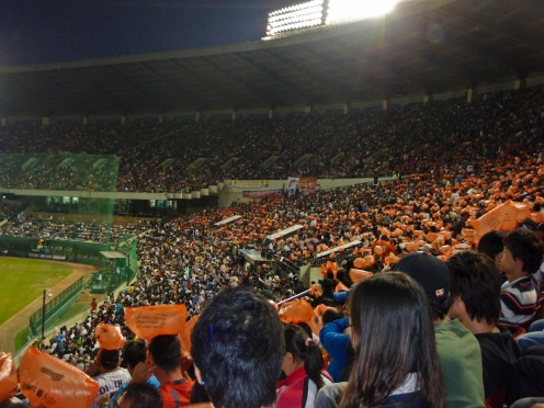 Lotte Giants Fans