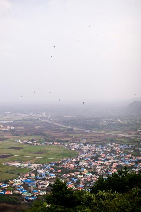 Jongdal-ri by day
