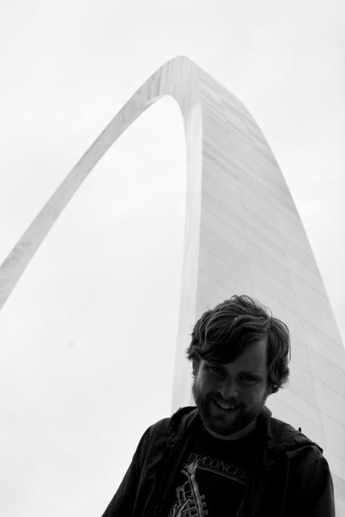 Jesse, Gateway Arch