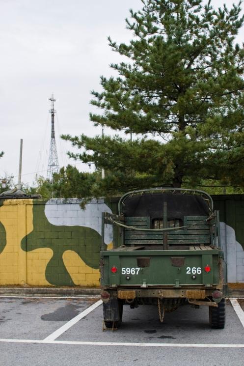 South Korean military vehicle